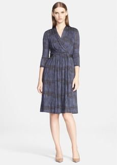Max Mara 'Monile' Print Dress