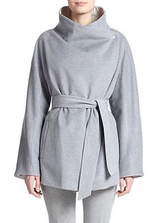 Max Mara Onesto Reversible Cashmere Coat
