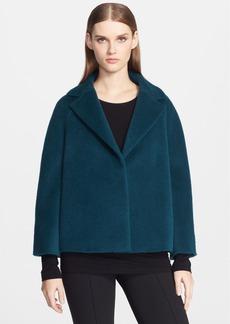 Max Mara 'Ontario' Alpaca & Wool Coat