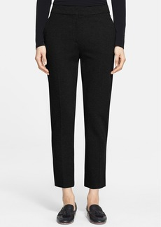 Max Mara 'Pegno' Jersey Ankle Pants