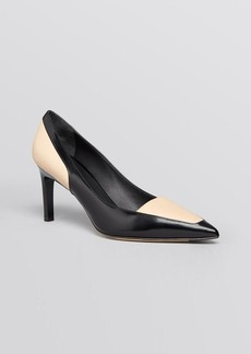 Max Mara Pointed Toe Pumps - Onore High Heel