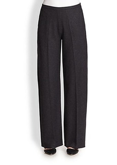 Max Mara Raid Wool Wide-Leg Pants
