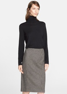 Max Mara 'Ricco' Turtleneck Wool Sweater
