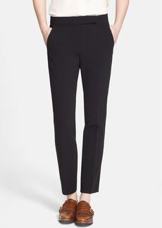 Max Mara 'Siesta' Slim Wool Crepe Pants