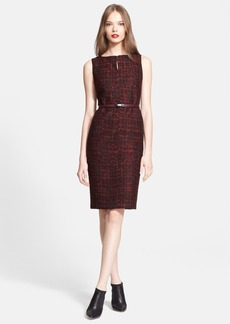 Max Mara 'Soave' Belted Dress
