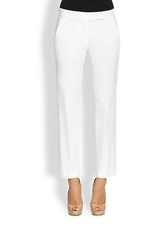 Max Mara Stretch Cotton Pants