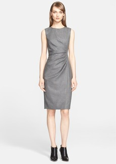Max Mara 'Terry' Wool Blend Sheath Dress (Nordstrom Exclusive)
