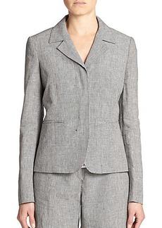 Max Mara Tione Linen Jacket