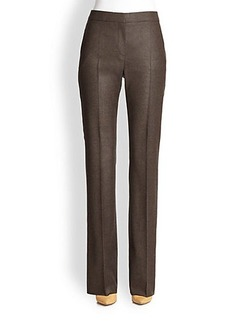 Max Mara Tondo Wool & Silk Pants