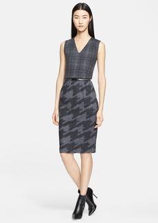 Max Mara Wool Sheath Dress