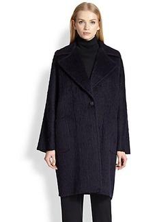 Max Mara Wool/Alpaca Cocoon Coat