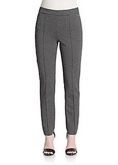 MaxMara Avana Jacquard Print Jersey Pants