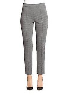 MaxMara Avana Jersey Jacquard Pants