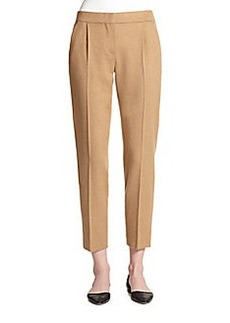 MaxMara Maser Camelhair Cropped Pants