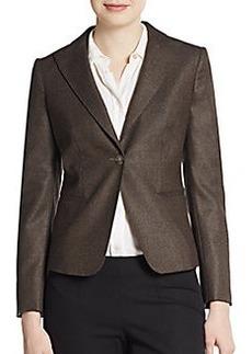 MaxMara Olinda Wool & Silk Blazer