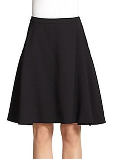 MaxMara Stretch Wool Skirt