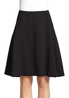 MaxMara Stretch Wool Skirt