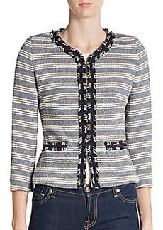 Weekend MaxMara Pagode Tweed Jacket