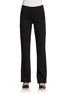 Max Studio Stretch Bootcut Pants