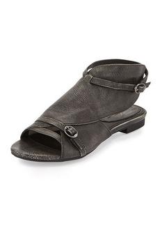 Max Studio Veil Asymmetric Leather Sandal