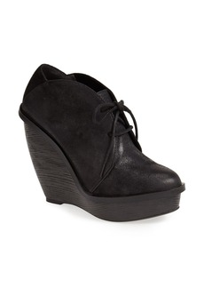 MAXSTUDIO 'Arc' Platform Wedge Bootie (Women)