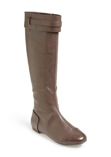 MAXSTUDIO 'Draping' Knee High Boot (Women)