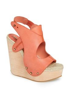 MAXSTUDIO 'Fiore' Platform Wedge Sandal (Women)