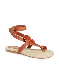MAXSTUDIO 'Junior' Espadrille Thong Sandal (Women)