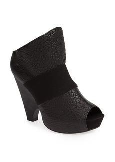 MAXSTUDIO 'Noble' Peep Toe Bootie (Women)
