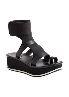 MAXSTUDIO 'Quince' Wedge Platform Ankle Strap Sandal (Women)