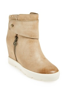 MAXSTUDIO 'Zephyr' Hidden Wedge Bootie (Women)