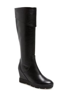 MAXSTUDIO 'Zuni' Tall Wedge Boot (Women)