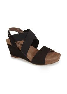 Mephisto 'Barbara' Wedge Sandal (Women)