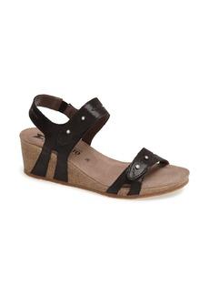 Mephisto 'Minoa' Wedge Sandal