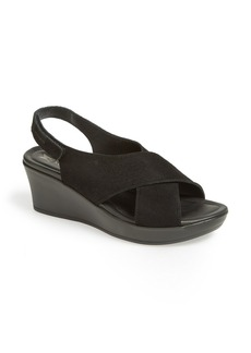 Mephisto 'Petra' Suede Sandal