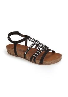 Mephisto 'Vera' Nubuck Sandal (Women)
