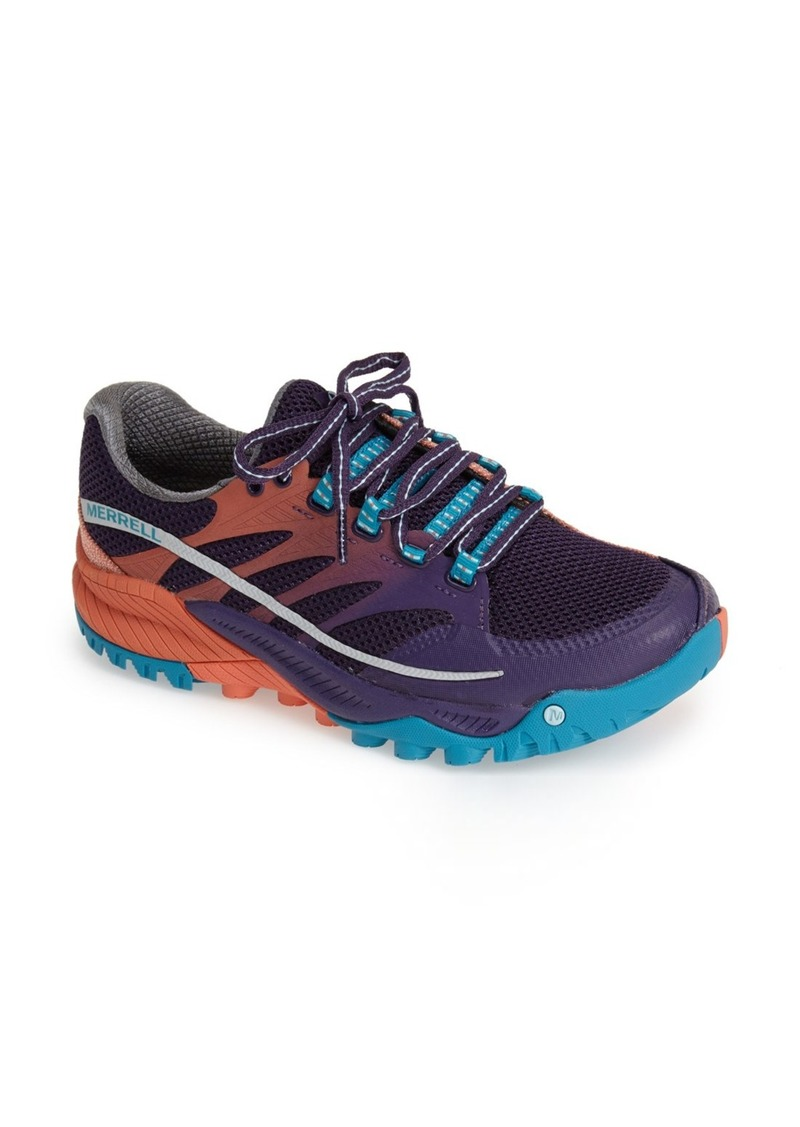 Merrell Trail Running Shoes Sales