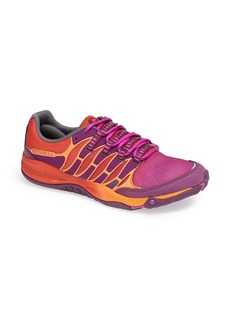 Merrell 'All Out Fuse' Trail Running Shoe (Women)