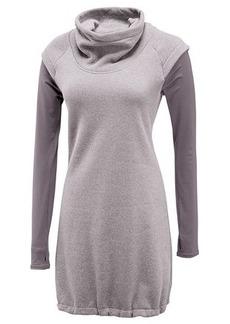 Merrell Cava Fleece Sweatshirt Dress - Long Sleeve (For Women)
