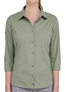 Merrell Claire Button-Up Shirt - 3/4 Sleeve (For Women)