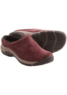 Merrell Encore Nova Crystal Clogs - Suede (For Women)
