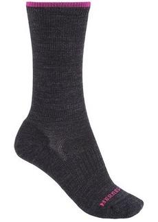 Merrell Scamper Solid Crew Socks - Merino Wool (For Women)