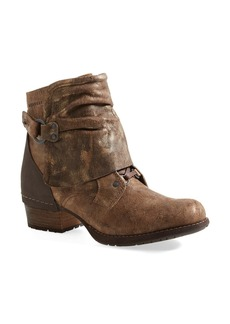 Merrell 'Shiloh' Cuff Leather Bootie (Women)
