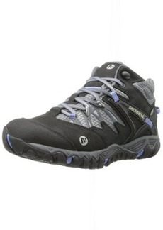 Merrell Women's All Out Blaze Mid Waterproof Hiking Boot