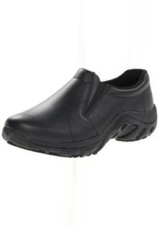 Merrell Women's Jungle Moccasin Pro Grip Slip-Resistant Work Shoe