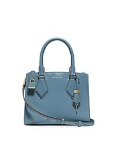 Casey Small Leather Satchel