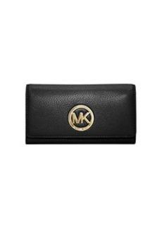 Fulton Leather Carryall Wallet