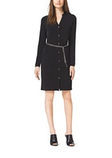 Jersey Shirtdress