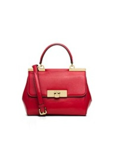 Marlow Small Leather Satchel