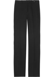 Michael Kors Agnes stretch-wool twill straight-leg pants